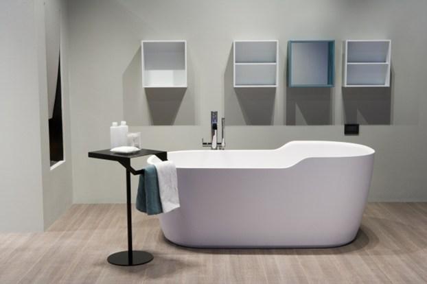 Le nuove tendenze per l 39 arredo bagno burgio mobili 1875 - Oggetti arredo bagno ...